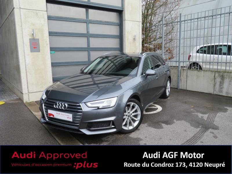 Audi A4 Sport*Leds*18
