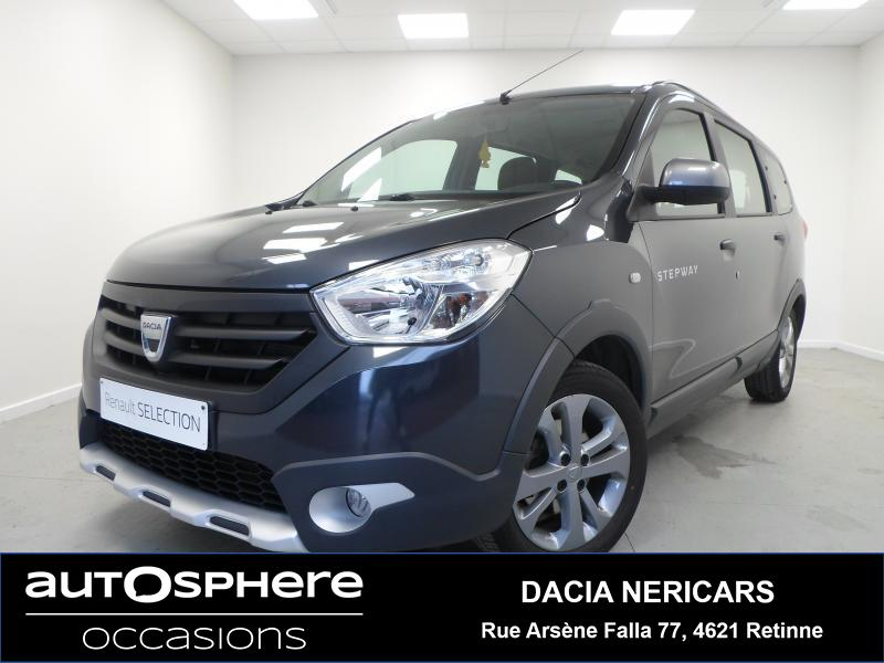 Dacia Lodgy GPS+CLIM+CRUISE 7PL