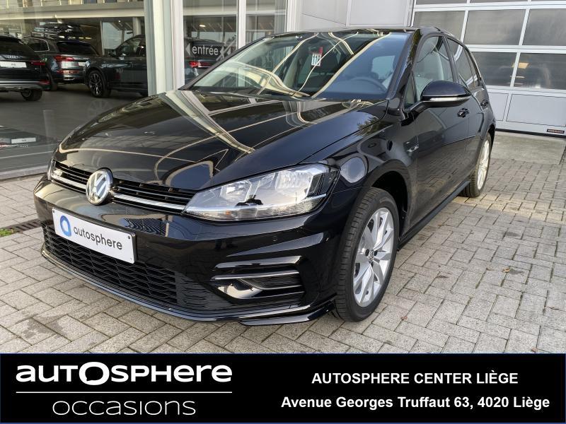 Volkswagen Golf R-line,Jantes en alliage