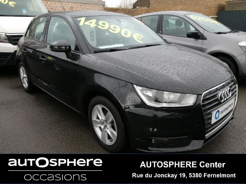 Audi A1 Sport,Pack Connectivity