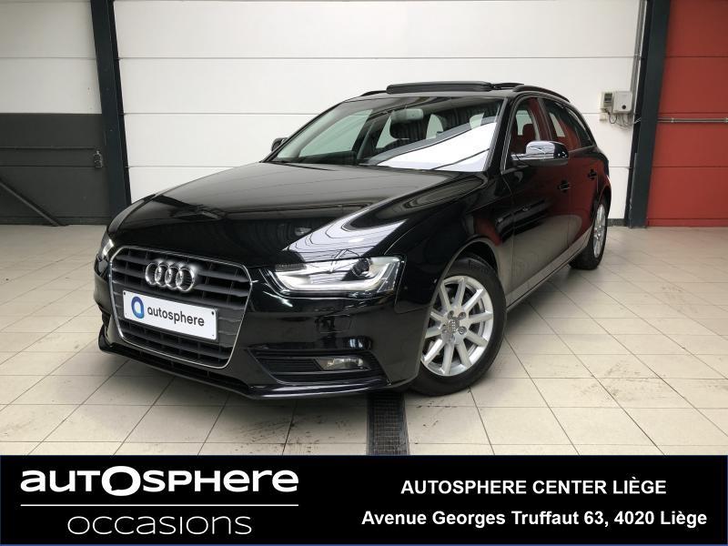 Audi A4 ultra,GPS