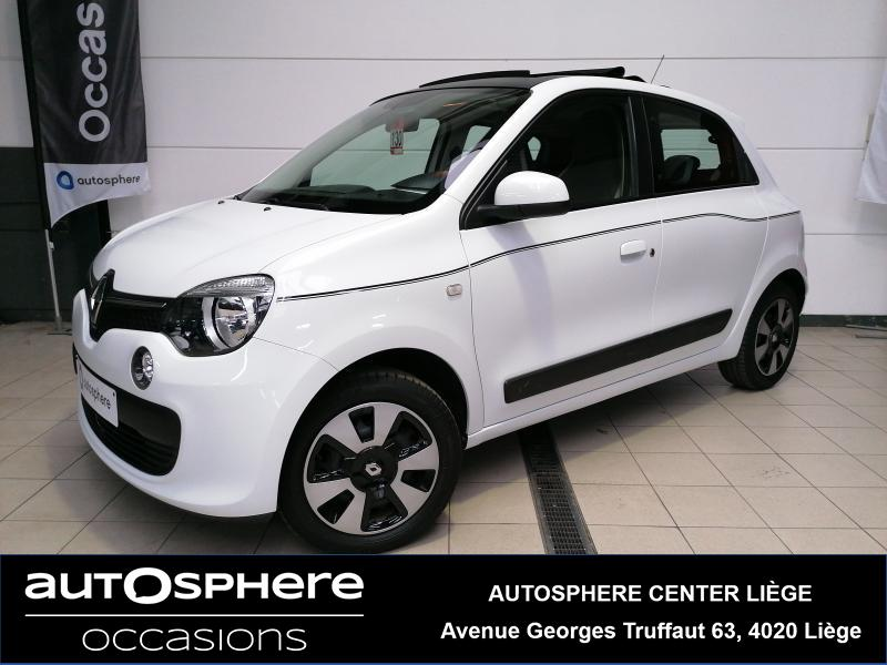Renault Twingo III Night and Day