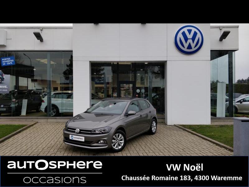 Volkswagen Polo VI Highline