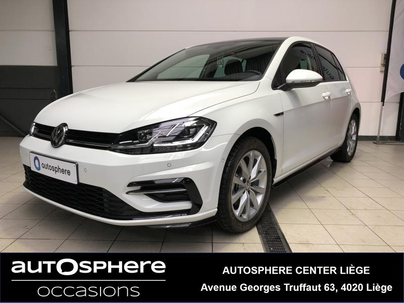 Volkswagen Golf R-line-Highline