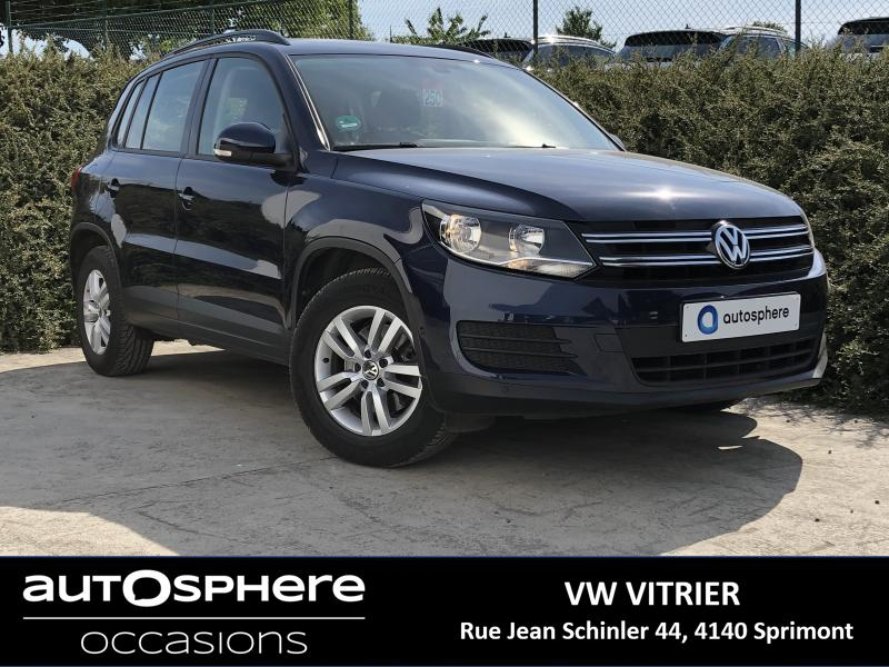 Volkswagen Tiguan II Trend and Fun