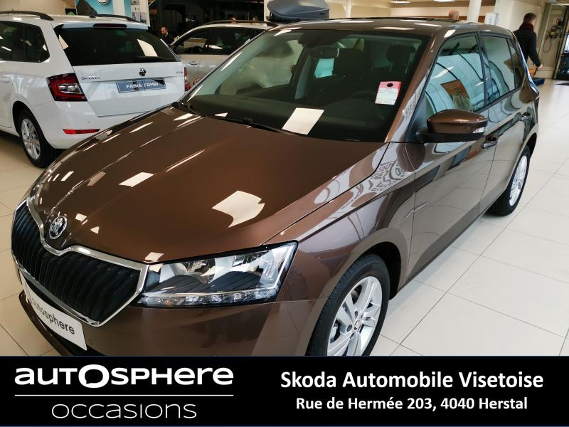 Skoda Fabia Ambition BLUETOOTH GPS