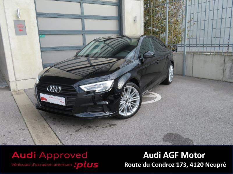 Audi A3 Berline Sport Shadow look