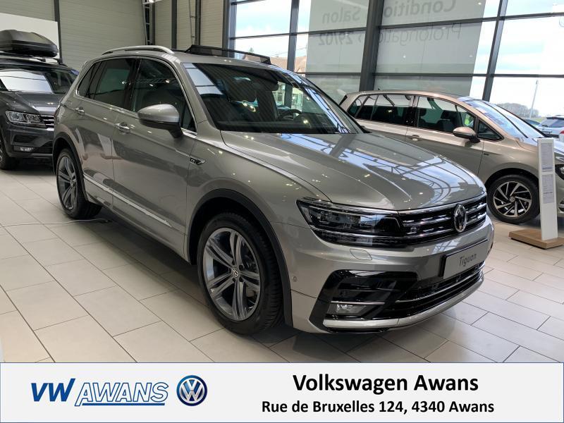 Volkswagen Tiguan Platinium