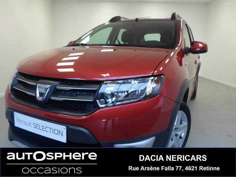 Dacia Sandero Stepway Plus