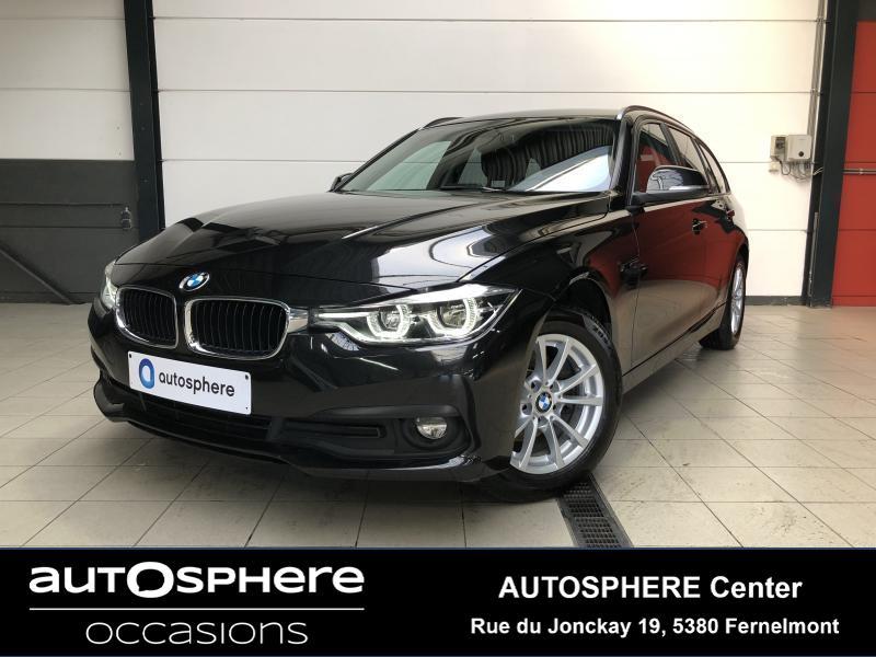 BMW Serie 3 318 Système de navigation