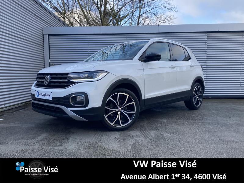 Volkswagen T-Cross Style Design