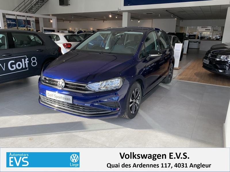 Volkswagen Golf Sportsvan Sportsvan Comfortline