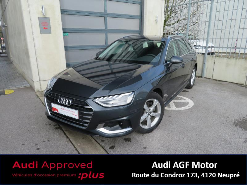 Audi A4 Advanced*Led*Navi*Cuir