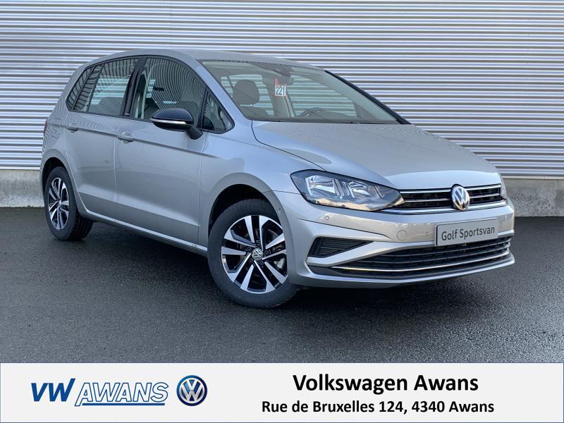 Volkswagen Golf Sportsvan Last Edition