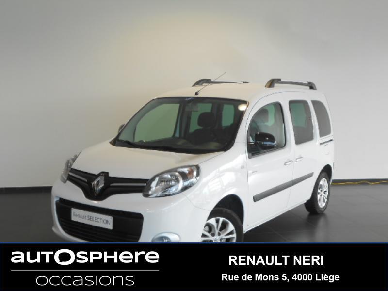Renault Kangoo LIMITED !! Airco - G+ 06/2022