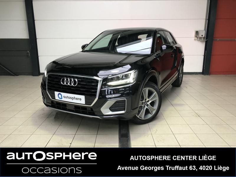 Audi Q2 *Navi*Leds*S-Tronic*sport