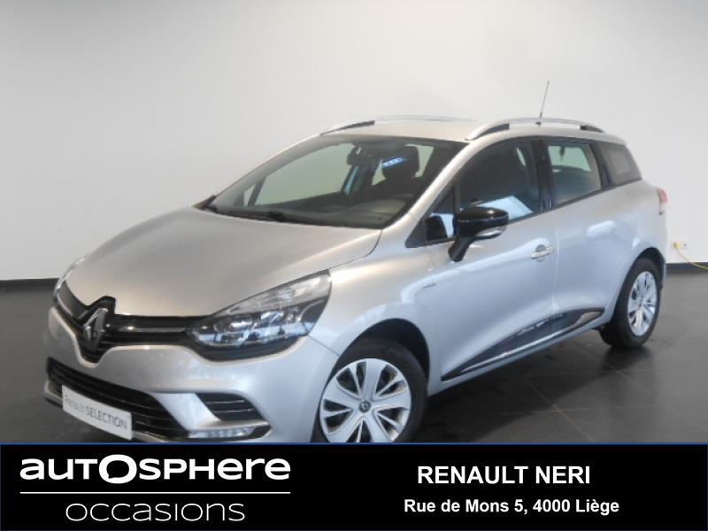 Renault Clio Grandtour LIMITED ! Airco - 42.372 KM !