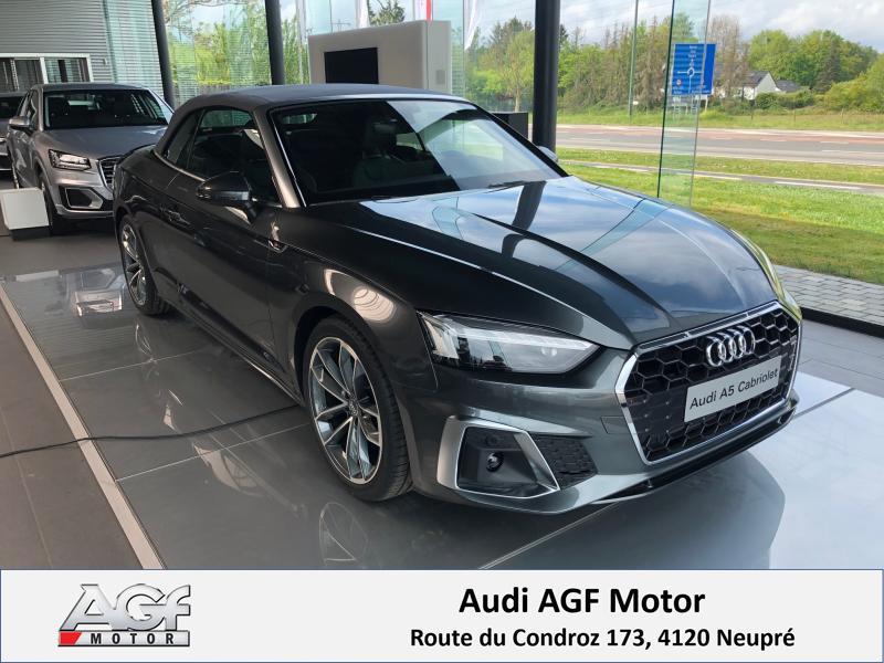 Audi A5 Coupé Design