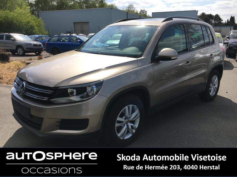 Volkswagen Tiguan II Trend and Fun 1.4TSI
