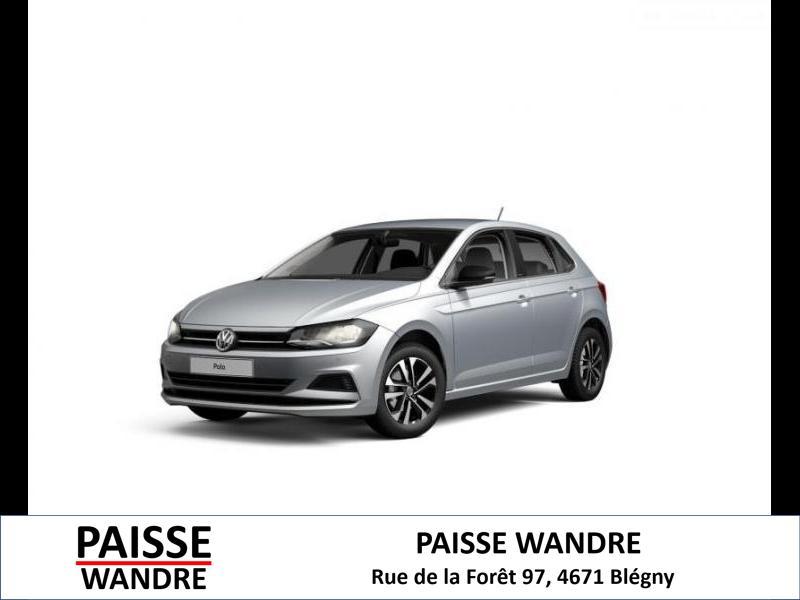 Volkswagen Polo VI IQ Drive