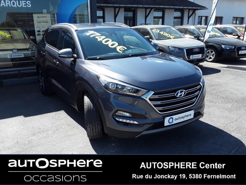 Hyundai Tucson PREMIUM PLUS PACK