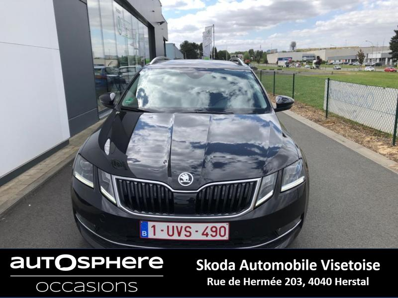 Skoda Octavia Style 2.0TDI 150CH DSG
