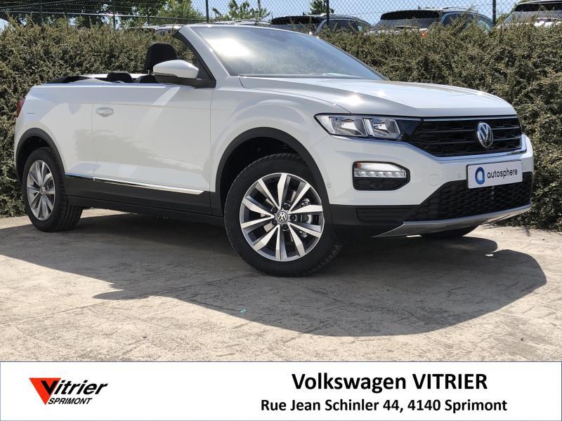Volkswagen T-Roc Cabriolet Style