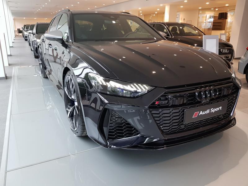 Audi RS6 RS