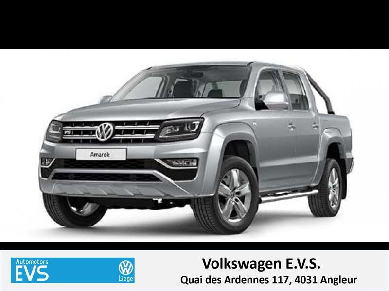 Volkswagen Amarok DoubleCab Highline