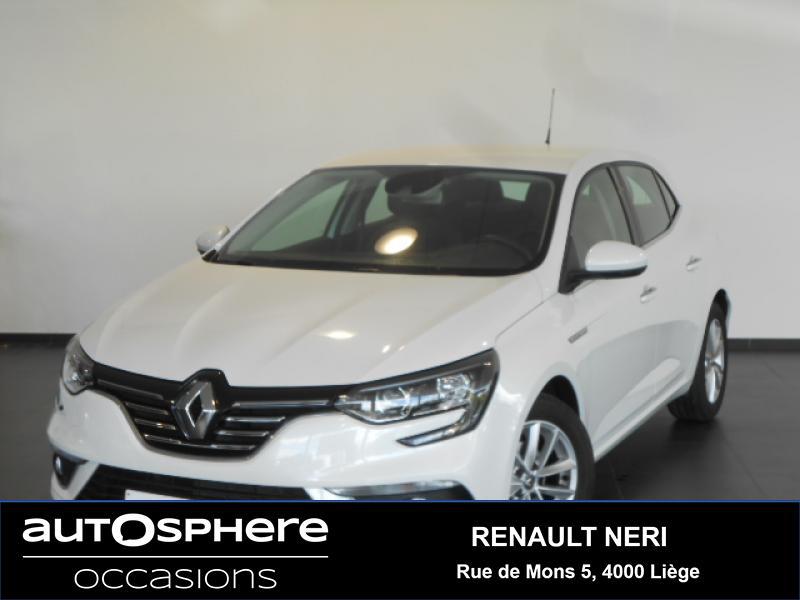 Renault Mégane Intens-GPS-Airco auto-14.000KM
