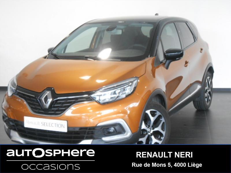 Renault Captur Intens-Caméra-10.987 KM-G+01/2