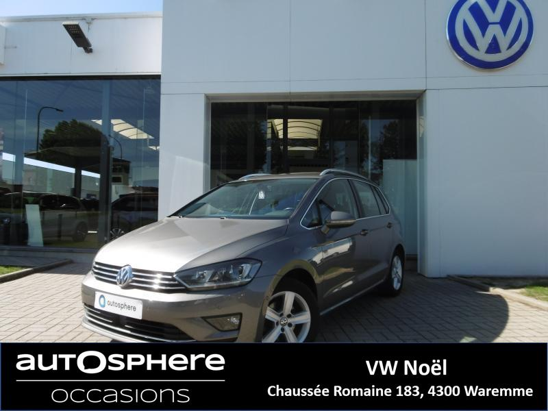 Volkswagen Golf Sportsvan Highline