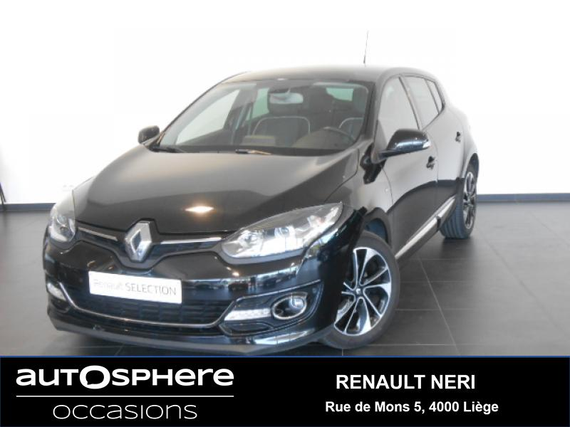 Renault Mégane Bose-GPS-Clim auto-Cuir alcant