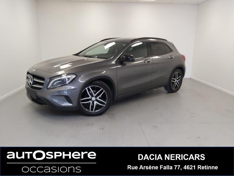 Mercedes-Benz GLA 200 BOITE AUTO*CUIR*GPS*CAMERA*