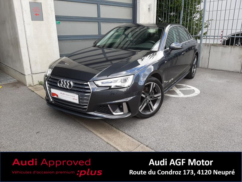 Audi A4 Sline*Virtual*Full Led*18