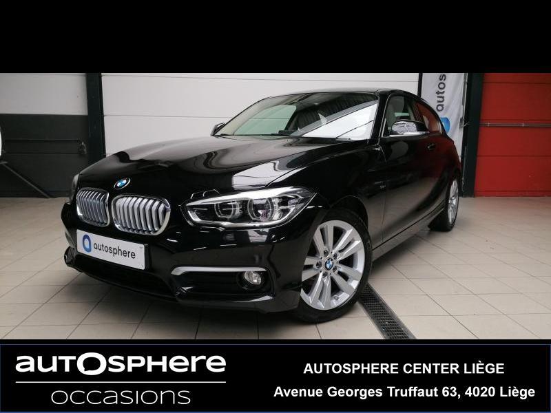 BMW Serie 1 116 Efficient Dynamics