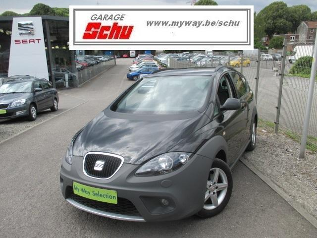 Seat Altea Freetrack Dsl 1.6 CR TDi 2WD R