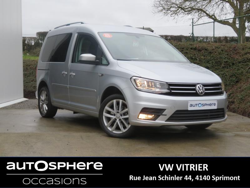 Volkswagen Caddy TDI*DSG*GPS*Cruise control*
