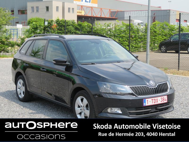 skoda fabia iii ambition occasion break manual5 14 130 km herstal 4040. Black Bedroom Furniture Sets. Home Design Ideas