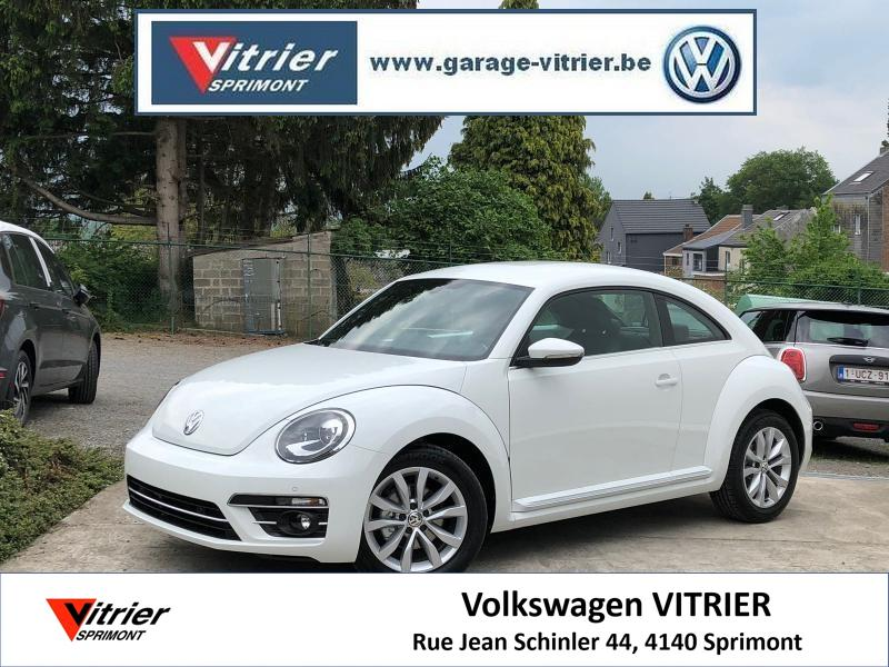 Volkswagen Beetle Last Edition 1 2 Tsi 0 Km