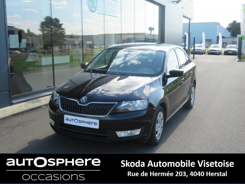Skoda Rapid/Spaceback Active