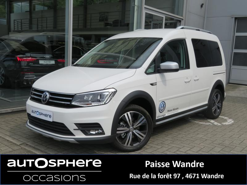 second hand car volkswagen caddy alltrack monospace. Black Bedroom Furniture Sets. Home Design Ideas