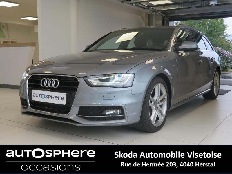 Audi A4 S-Line pack Sport