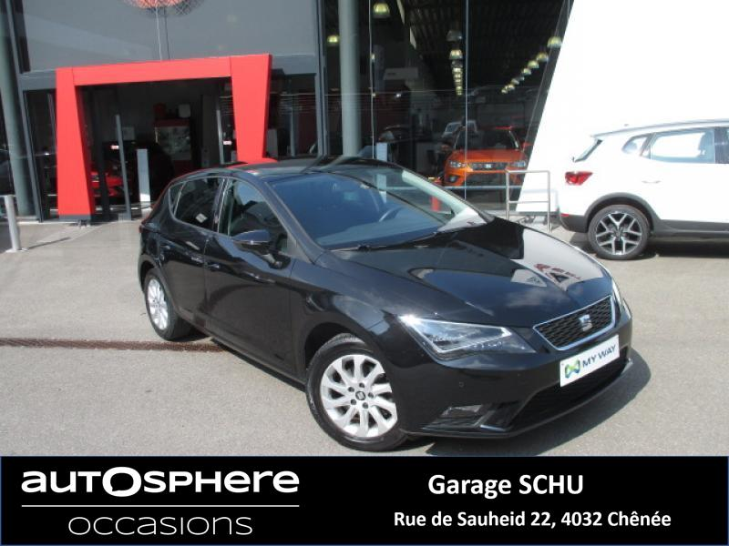 seat leon style occasion 4 5 portes manual5 85 750 km chen e 4032. Black Bedroom Furniture Sets. Home Design Ideas