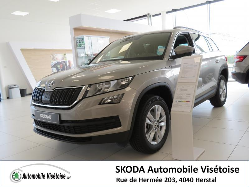 skoda kodiaq ambition occasion suv auto7 3 km herstal 4040. Black Bedroom Furniture Sets. Home Design Ideas