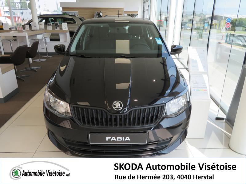 Skoda Fabia III Active