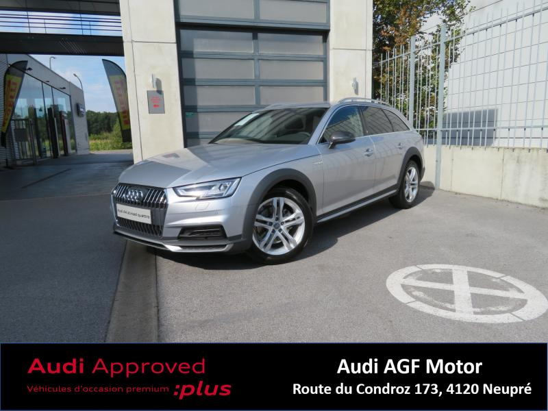 Audi A4 Allroad 2.0 TDI 163 STronic**Virtual/F
